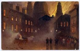 ARTIST : PROF VAN HIER - FIRE SCENES - Illustrators & Photographers