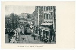 RAMSGATE : HARBOUR INNER BASIN - Ramsgate