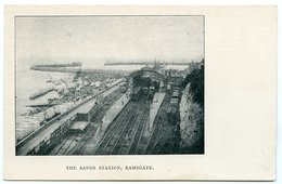 RAMSGATE : THE SANDS STATION - Ramsgate