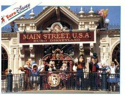 (325) France - Euro Disney - Main Street - Disneyland
