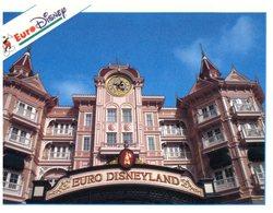 (325) France - Euro Disney - Hotel - Disneyland