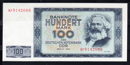 DDR. 100 MARK. KARL MARX. NUEVO SIN CIRCULAR. PICK Nº 26. B1252 - [ 6] 1949-1990 : RDA - Rep. Dem. Alemana