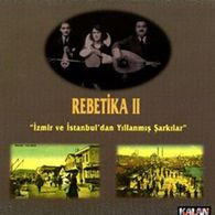 Rebetika II Rebetiko Balkan Roumeli Greek Music Turkish Cd - World Music