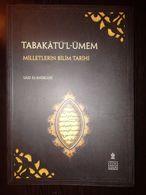 Arabic Al-Tarif Bi-Tabaqat Al-Umam Qadi Said Al-Andulusi Facsimile - Books, Magazines, Comics