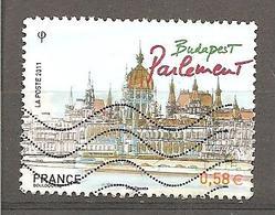 FRANCE 2011 Y T N ° 4538 Oblitéré - Oblitérés