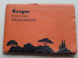 """Kaft """" CREYNE Zwijndrecht """" Inhoud Soldaten / Soldiers ( No ID ) ( Format Kaftje +/- 8 X 11,5 Cm.) - 6 Foto's ! - Guerre, Militaire"""