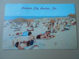 ETATS UNIS FL FLORIDA PANAMA CITY BEACHES SUN SAND AND BLUE WATER - Panama City
