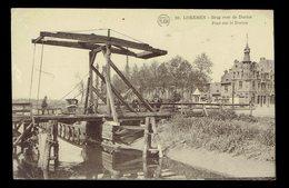 Lokeren Brug Over De Durme Pont Sur La Durme - Lokeren