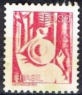 BRAZIL #  FROM 1976 STAMPWORLD 1556 - Brazil