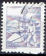 BRAZIL #  FROM 1976 STAMPWORLD 1560 - Brazil