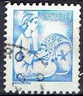 BRAZIL #  FROM 1976 STAMPWORLD 1561 - Brazil