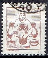 BRAZIL #  FROM 1977 STAMPWORLD 1616 - Brazil
