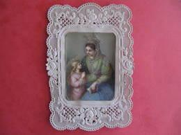 CANIVET - Maison De Prière - 10 Février 1881 - Images Religieuses
