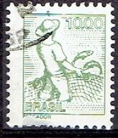 BRAZIL #  FROM 1977 STAMPWORLD 1618 - Brazil