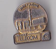 PIN'S THEME  FRANCE TELECOM  BRETAGNE - France Telecom