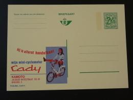 Publibel 2394 Cyclomoteur Motobécane Cady Entier Postal Stationery Card Belgique - Motos