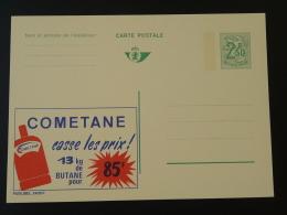 Publibel 2405 Gaz Gas Entier Postal Stationery Card Belgique - Gaz