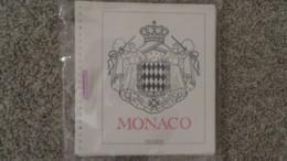 MONACO- FOGLI MARINI DAL 1964 AL 1980 - Francobolli
