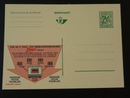 Publibel 2455 Chauffage Poele à Mazout Entier Postal Stationery Card Belgique - Entiers Postaux