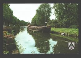 Lokeren - Lokeren Aan De Durme - Woonboot / Binnenschip / Péniche - Lokeren