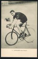 CYCLISME - LAVALADE  Stayer Français    Recto Verso-  Paypal Sans Frais - Cycling