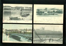 Lot De 60 Cartes Postales De France  Lyon    Lot Van 60 Postkaarten Van Frankrijk ( 69 ) - 60 Scans - Cartes Postales