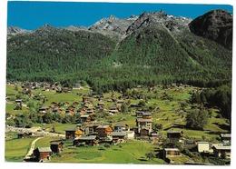 NIEDERGRÄCHEN VS Grächen Seetalhorn 1983 - VS Valais