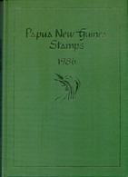 PAPOUASIE NOUVELLE GUINEE Album De L'année 1986 Tp N° 511 / 533 Nxx Superbe Et Rare. - Papouasie-Nouvelle-Guinée