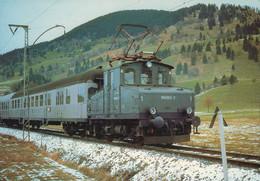 DB , Electric Freight Locomotive For Local Service 169 002-3 - Eisenbahnen