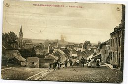 CPA - Carte Postale - Belgique - Villers Poterie - Panorama - 1910 ( SV5435 ) - Gerpinnes