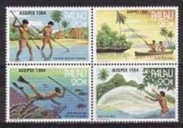Palau -1984 - Michel  No.55-8 Neufs** - Palau