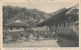 KEP - Le Bungalow Par Nadal N°140 Cambodge Cambodia Indochine Indochina - Cambodia