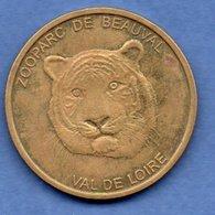 Médaille Zooparc De Beauval - Touristiques