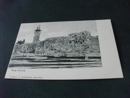 BURG ANTONIA PALESTINA Torre Antonia Era Un Edificio Che Sorgeva Presso Il Lato Settentrionale Del Tempio Di Gerusalemme - Palestina