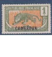 CAMEROUN        N°  YVERT      84   NEUF SANS GOMME       ( SG   1/01 ) - Nuevos