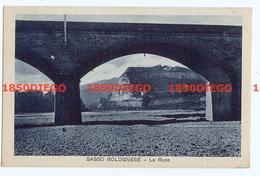 SASSO BOLOGNESE - LA RUPE F/PICCOLO VIAGGIATA 1936 - Bologna