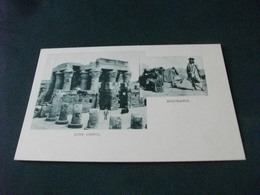 EGITTO EGYPTE  KOM OMBO BISCHARIS - Egitto