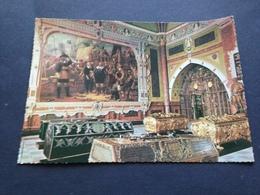 ROSKILDE - CATHEDRAL - KING CHRISTIAN IV`s CHAPEL - Königshäuser