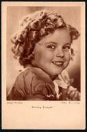 B6676 - Shirley Temple - Ross Verlag - Fox Film - Das Programm Von Heute - Film Und Theater Berlin - Autographes