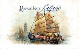 BOUILLON CIBILS  VOILIER D ASIE - Sonstige