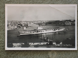 AIRCRAFT CARRIER IN MALTA RP - Warships