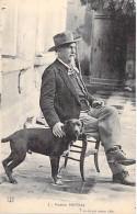 CELEBRITES Ecrivains - Frédéric MISTRAL Ecrivain De Langue D'OC - Prix Nobel De Littérature ) 1830/1914 - CPA - - Ecrivains