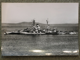 HMS RESOLUTION RP - Warships