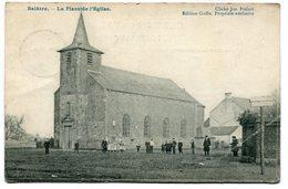 CPA - Carte Postale - Belgique - Balâtre - La Place De L'Eglise - 1910 ( SV5441 ) - Jemeppe-sur-Sambre