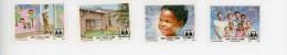Namibie 1993-Village D'enfants SOS-YT 703/6***MNH- - Namibie (1990- ...)