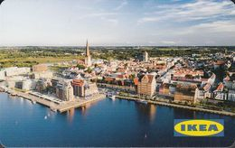 GERMANY Gift-card  IKEA - Stralsund - Gift Cards