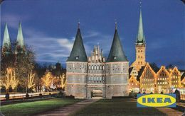 GERMANY Gift-card  IKEA - Lübeck 1 - Gift Cards