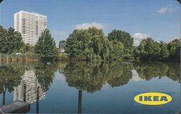 GERMANY Gift-card  IKEA - Berlin-Fennpfuhl - Gift Cards