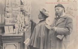CPA -  Le Marchand De Cartes Postales - Amateurs Et Collectionneurs - Autres