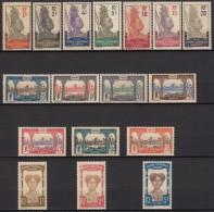 Du N° 49 Au N° 65 - X - ( C 1050 ) - Gabon (1886-1936)